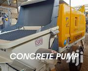 Concrete Pump | Heavy Equipments for sale in Nairobi, Nairobi Central