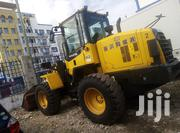 Wheel Loader 2014 Yellow | Heavy Equipments for sale in Mombasa, Shimanzi/Ganjoni