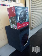 Pioneer Ts-w311s4 Fitted In Sloted Enclosure | Vehicle Parts & Accessories for sale in Nairobi, Nairobi Central
