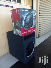 Slotted Enclosure Fitted With Pioneer TS-W311S4 | Vehicle Parts & Accessories for sale in Nairobi, Nairobi Central