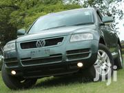 Volkswagen Touareg 2004 Green | Cars for sale in Nairobi, Woodley/Kenyatta Golf Course