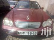 Mercedes-Benz C240 2003 Red | Cars for sale in Nairobi, Embakasi