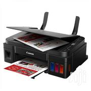 Canon PIXMA G3411 A4 3-in-1 Multifunction Ink Tank Wi-fi Printer | Computer Accessories  for sale in Nairobi, Nairobi Central