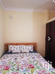 Wooden Queen Sized (5x6) Bed | Home Accessories for sale in Mombasa, Ziwa La Ng'Ombe