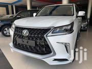 New Lexus LX 2017 White | Cars for sale in Mombasa, Kipevu