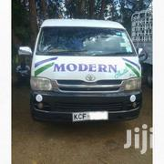Toyota HiAce 2008 White | Cars for sale in Embu, Central Ward