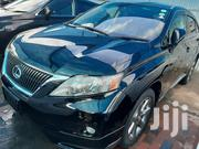 Lexus RX 2012 Black | Cars for sale in Mombasa, Shimanzi/Ganjoni