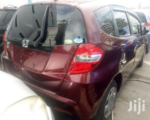 Honda Fit 2013 Red