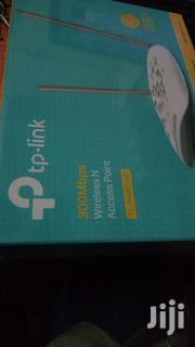 300mbps TP LINK Wireless Access Point With POE and LAN | Computer Accessories  for sale in Nairobi, Nairobi Central