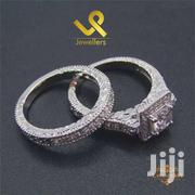 Genuine Silver Engagement  And Wedding Ring | Jewelry for sale in Nairobi, Nairobi Central