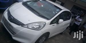 Honda Fit 2012 Automatic White