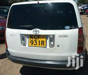 Toyota Succeed 2008 White   Cars for sale in Nairobi, Nairobi Central