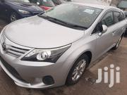 Toyota Avensis 2012 2.0 Advanced Silver | Cars for sale in Mombasa, Shimanzi/Ganjoni