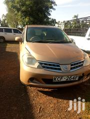 Nissan Tiida 2008 Gold | Cars for sale in Nandi, Kosirai