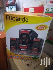 Ricardo Subwoofer System ~2.1 Channels ~2 Speakers With Bluetooth ® | Audio & Music Equipment for sale in Nairobi, Nairobi Central