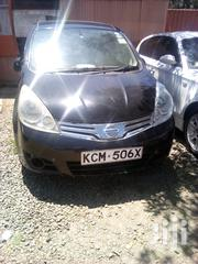 Nissan Note 2010 1.4 Black | Cars for sale in Nairobi, Nairobi South