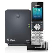 Yealink W60P DECT Cordless Handset + Dect Base Station | Audio & Music Equipment for sale in Nairobi, Karura
