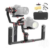 Feiyu A2000 Gimbal With Dual Grip Handle Kit , Carry Case Included | Cameras, Video Cameras & Accessories for sale in Nairobi, Parklands/Highridge