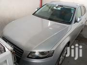 New Audi A4 2012 Silver | Cars for sale in Mombasa, Tudor