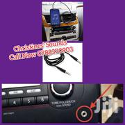 HIGH QUALITY CAR AUX CABLE   Vehicle Parts & Accessories for sale in Nairobi, Nairobi Central