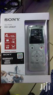 Sony Voice Recorder | Audio & Music Equipment for sale in Nairobi, Nairobi Central