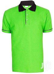 Green And Black Polo T-shirt | Clothing for sale in Nairobi, Nairobi Central
