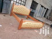 Ready 5x6 Hardwood Clear Bed | Furniture for sale in Kajiado, Ongata Rongai