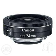 New Canon EF-S 24mm F/2.8 STM Lens | Accessories & Supplies for Electronics for sale in Homa Bay, Mfangano Island