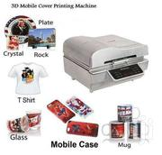 3D Sublimation Vacuum Heat Transfer Press Machine | Printing Equipment for sale in Nairobi, Nairobi Central