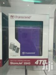 4TB Transcend External Hard Drive | Computer Hardware for sale in Nairobi, Nairobi Central