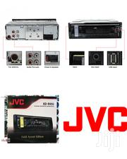 CD/Mp3 Player Jvc Car Radio KD-R498 With Front Usb/Aux Input | Vehicle Parts & Accessories for sale in Nairobi, Nairobi Central