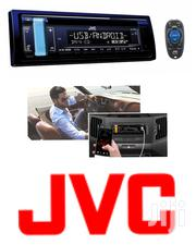 Digital J.V.C Car Radio KD-R498 With Front Usb/Aux Input | Vehicle Parts & Accessories for sale in Nairobi, Nairobi Central