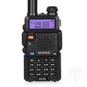 Baofeng UV-5R Dual Band Two Way Radio (Black) | Audio & Music Equipment for sale in Nairobi, Nairobi Central