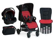Hauck Stroller And Car Seat, Sleeping Bag And Diaper Bag Included | Prams & Strollers for sale in Nairobi, Kilimani