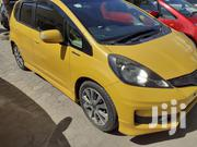 Honda Fit 2012 Yellow | Cars for sale in Mombasa, Shimanzi/Ganjoni