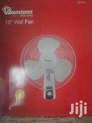 """Brand New Ramtons 16"""" Wall Fan On Offer 