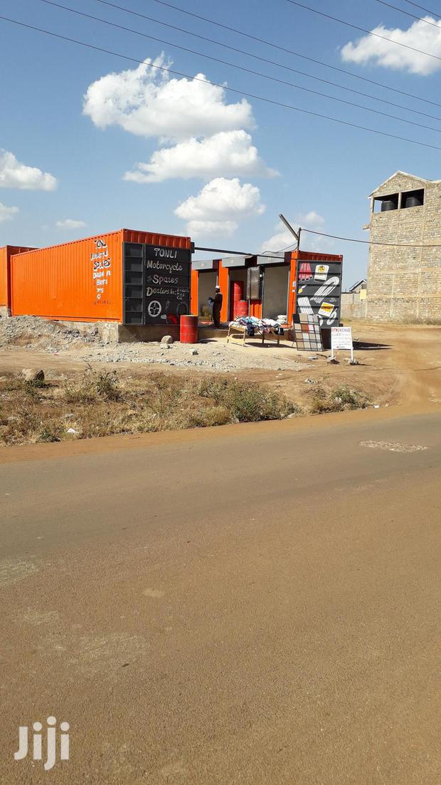 Archive: Container Shops Off Thika Highway Witeithie