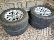 Toyota Landcruiser Original Rim 18inch With Tyres   Vehicle Parts & Accessories for sale in Nairobi, Kasarani