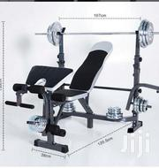 GYM Full Set,Workout Bench | Sports Equipment for sale in Nyeri, Rware