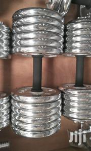 Chrome Gym Dumbells | Sports Equipment for sale in Nyeri, Rware