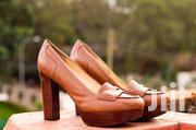 Classy Brown High Heels | Shoes for sale in Nairobi, Nairobi Central