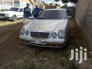 Mercedes-Benz E200 2001 Silver | Cars for sale in Nairobi, Nairobi West