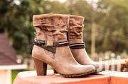 Brown Leather Boots (Women's) | Shoes for sale in Nairobi, Nairobi Central