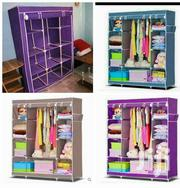 3 Columns Wooden Frame Portable Wardrobes | Furniture for sale in Nairobi, Kariobangi South