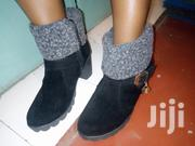 Black Ankle Boots On Offer | Shoes for sale in Nairobi, Umoja II