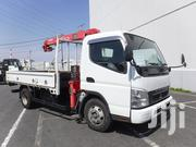 Mitsubishi Canter 2011 With Crane | Trucks & Trailers for sale in Nairobi, Nairobi Central