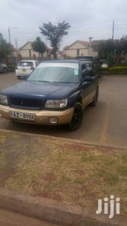 Subaru Forester 2000 Automatic Blue | Cars for sale in Nairobi, Komarock