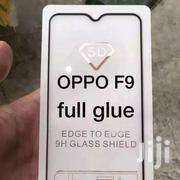 5D CURVE FULL COVER FULL GLUE TEMPERED GLASS Protector For Oppo F9   Accessories for Mobile Phones & Tablets for sale in Nairobi, Nairobi Central