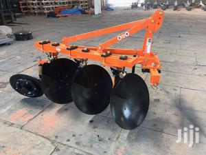 Disc Ploughs With Rectangular Frame