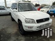 Toyota RAV4 2000 Automatic White | Cars for sale in Nairobi, Umoja II